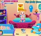 Hra - BabyHazelSiblingCare