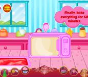 Hra - Barbie's Jelly Swirl Cheesecake Slice