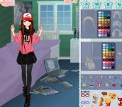 Hra - Mega Geek Girl Creator