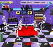 Hra - HalloweenCleanup