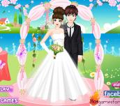 Hra - RomanticWeddingDressUp