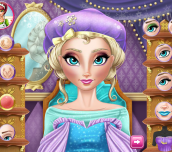Hra - Elsa Real Cosmetics