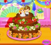 Hra - WeddingChocolateCake