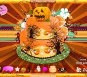 Hra - HalloweenCakeDesign