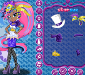 Hra - My Little Pony Sapphire Shores Dress Up
