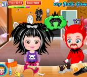 Hra - Baby Hazel Halloween Castle