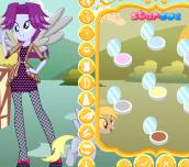 Hra - My Little Pony Derpy Hooves Dress Up