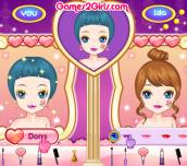 Hra - Make Up Contest