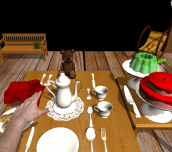 Hra - Tea Party Simulator