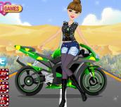 Hra - MotorcycleGirl