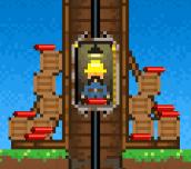 Hra - Mineshaft