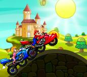 Hra - MarioMotoRace