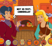 Hra - CinderellaHouseMakeover