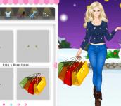 Hra - BarbieChristmasShopping