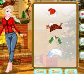 Elsas Ugly Christmas Sweater