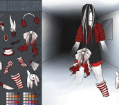 Hra - Create And Dress Up Ghost Game