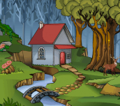 Hra - ForestGirlEscape