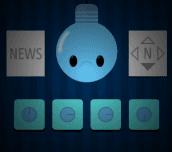 Hra - LightyBulb