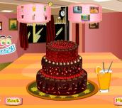 Hra - ChocolateCakeDeco