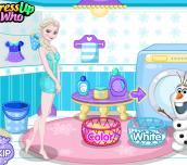 Hra - Elsa'sDirtyLaundry