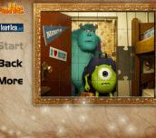 Hra - MonstersUniversityJigsawPuzzle