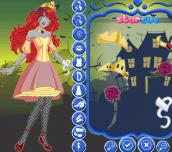Hra - Zombie Sleeping Beauty Dress Up