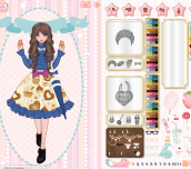 Hra - Mega Lolita Fashion