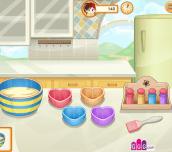 Hra - Sara'sCookingClassRainbowCupcakes