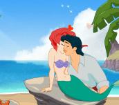 Hra - Kiss Little Mermaid