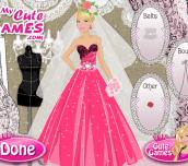 Hra - Barbie'sWeddingDesignStudio