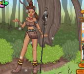 Hra - AztecPrincessDressUp
