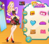 Hra - Barbie Prom Dress Design