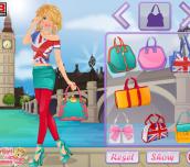 Hra - BarbieVisitsLondon