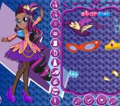 Hra - My Little Pony Rarity Rockin' Hairstyle