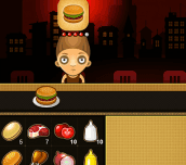 Hra - BurgerBar