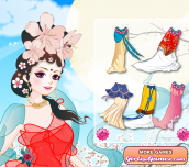 Hra - ChinesePrincessDressUp