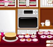 Hra - CookingFrenzyCaramelMacchiatoCheesecake
