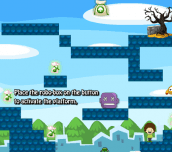 Hra - BoyRobotAdventure