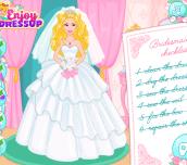 Hra - BarbieWeddingAccident