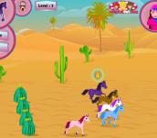 Hra - Pony Jockey