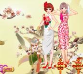 Hra - Sister'sCheongsamShow