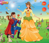Hra - PrincessDressUp2