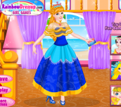 Hra - CinderellaPrincessMakeover