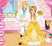 Hra - Princess Anna Frozen Wedding