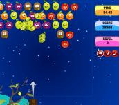 Hra - BubbleShooterFruits