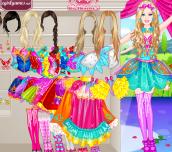 Hra - BarbieinthePinkShoesDressUp