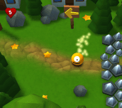 Hra - BlobsAdventure