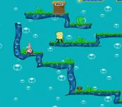 Hra - SpongeBobGoldRush
