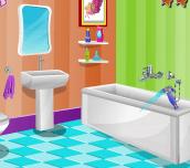 Hra - BarbieBathroomCleaning