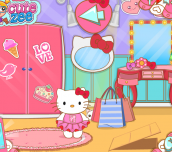 Hra - Hello Kitty's Pink iPhone